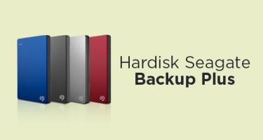 Hardisk Seagate Backup Plus