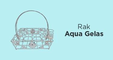 Rak Aqua Gelas