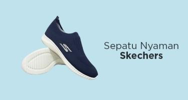 Sepatu Skechers Pria