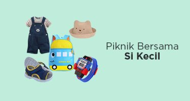 Outfit Piknik Anak