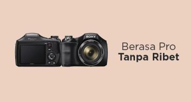 Kamera Sony DSC H300