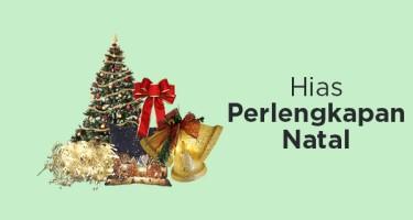 Hias Perlengkapan Natal