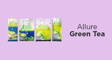 Allure Green Tea