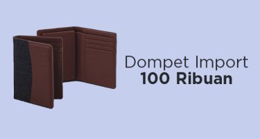 Dompet Pria Import 100 Ribuan