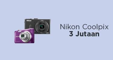 Nikon Coolpix 3 Jutaan