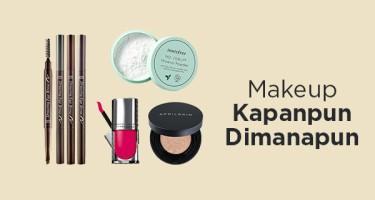 Makeup Kapanpun Dimanapun