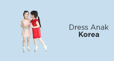 Dress Anak Korea