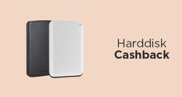 Harddisk Cashback