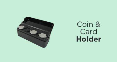 Coin & Card Holder