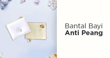 Bantal Bayi Anti Peang