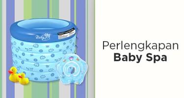 Perlengkapan Baby Spa