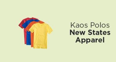Kaos Polos New States Apparel