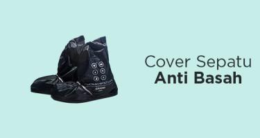 Cover Sepatu Anti Basah