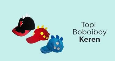 Topi Boboiboy Keren