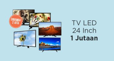 TV LED 24 Inch 1 Jutaan