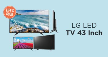 LG LED TV 43 Inch