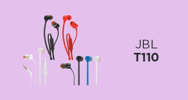 JBL T110 Earphone