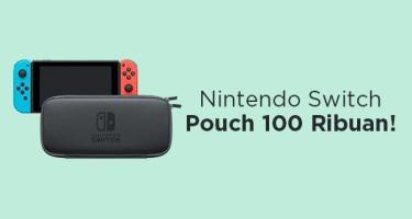 Nintendo Switch Pouch