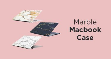 Marble Macbook Case