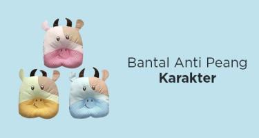 Bantal Anti Peang Karakter