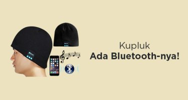 Bluetooth Knit Beanie