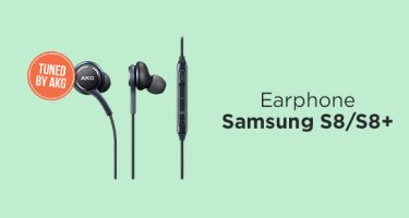 Earphone Samsung Galaxy S8 dan S8+