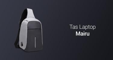 Tas Laptop Mairu