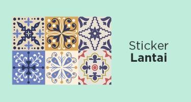 Sticker Lantai
