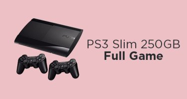 PlayStation 3 Slim 250GB