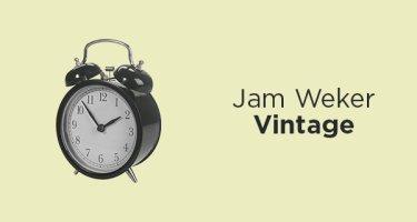 Jam Weker Vintage