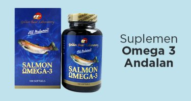 Golden Bear Salmon Omega 3