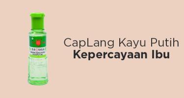 Cap Lang Kayu Putih