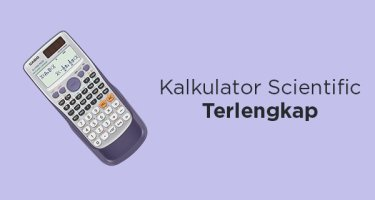 Kalkulator Scientific