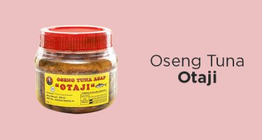 Oseng Tuna Asap