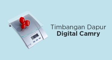 Timbangan Dapur Digital Camry