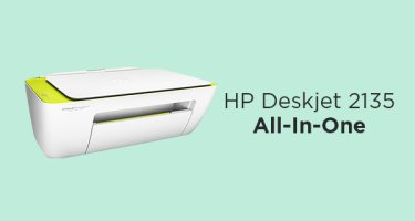 HP DeskJet Ink Advantage 2135