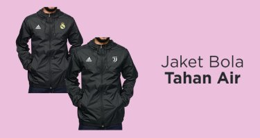 Jaket Bola Waterproof