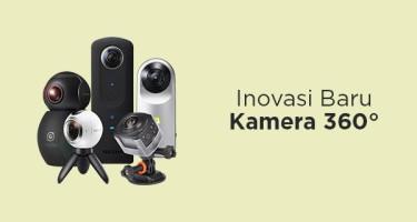 Kamera 360 Derajat