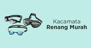 Kacamata Renang Clear Vision