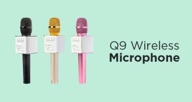 Q9 Wireless Microphone