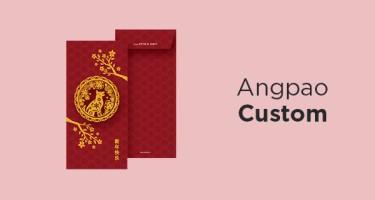Angpao Imlek Custom