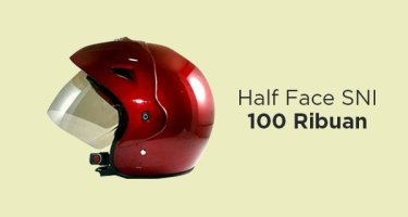 Helm Half Face SNI