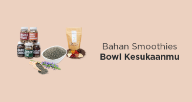 Bahan Smoothies Bowl