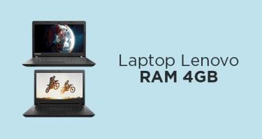 Laptop Lenovo RAM 4GB