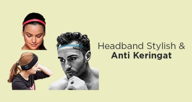 Headband Olahraga