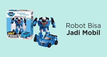 Mainan Tobot