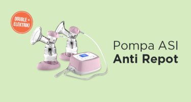 Breast Pump Double Elektrik