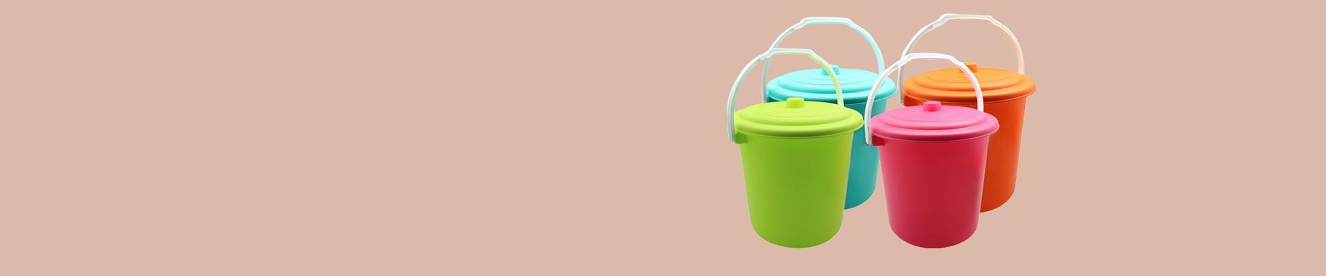 Jual Baskom & Ember Plastik Semua Ukuran