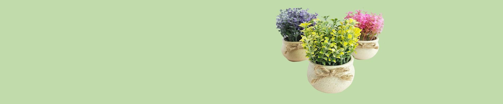 Jual Bunga Plastik / Artificial Terbaru & Unik - Harga Grosir Murah
