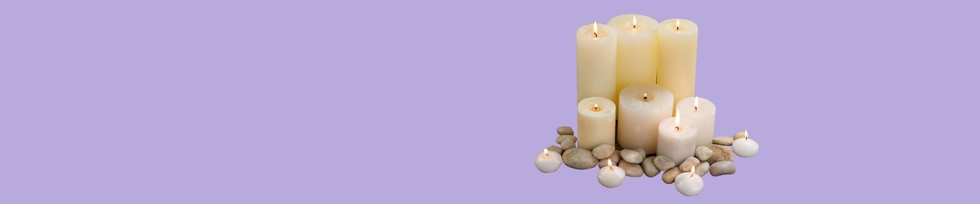 Jual Lilin Meja / Lilin Besar - Harga Grosir